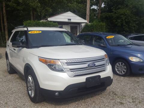 2013 Ford Explorer for sale at Jack Cooney's Auto Sales in Erie PA