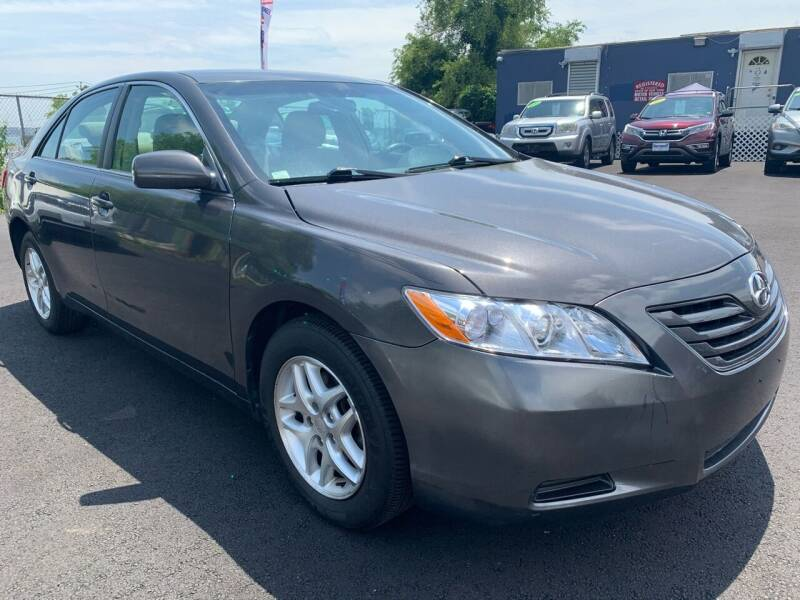 2009 Toyota Camry for sale at TD MOTOR LEASING LLC in Staten Island NY