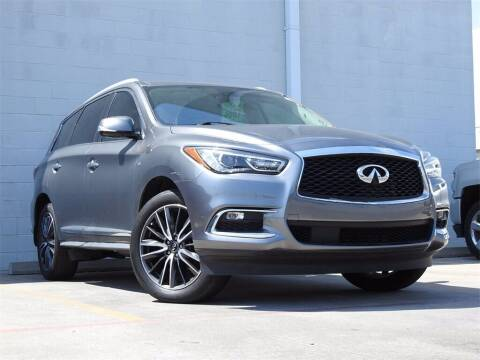 2018 Infiniti QX60 for sale at Joe Myers Toyota PreOwned in Houston TX