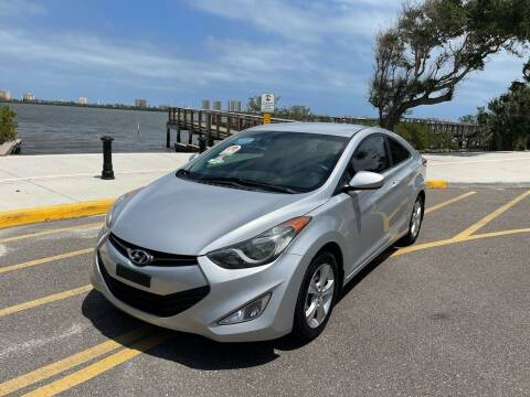 2013 Hyundai Elantra Coupe for sale at Orlando Auto Sale in Port Orange FL