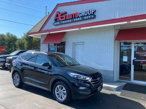 2017 Hyundai Tucson for sale at AG AUTOGROUP in Vineland NJ