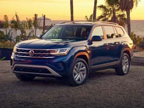 2022 Volkswagen Atlas for sale at Boston Volkswagen in Watertown MA