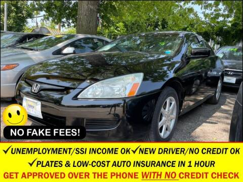 2003 Honda Accord for sale at AUTOFYND in Elmont NY