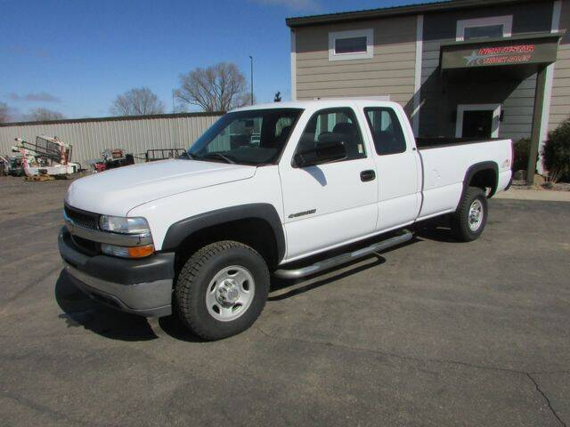 2002 Chevrolet Silverado 2500HD for sale at NorthStar Truck Sales in St Cloud MN