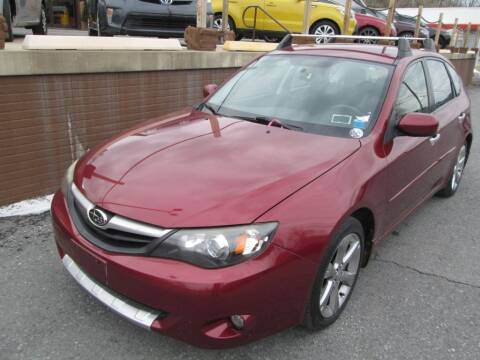2011 Subaru Impreza for sale at WORKMAN AUTO INC in Pleasant Gap PA