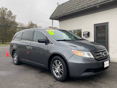 2013 Honda Odyssey for sale at Vantage Auto Group in Tinton Falls NJ