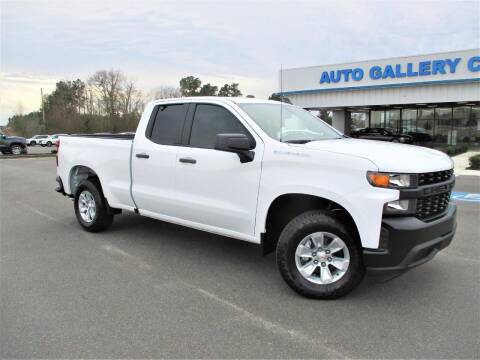 2021 Chevrolet Silverado 1500 for sale at Auto Gallery Chevrolet in Commerce GA