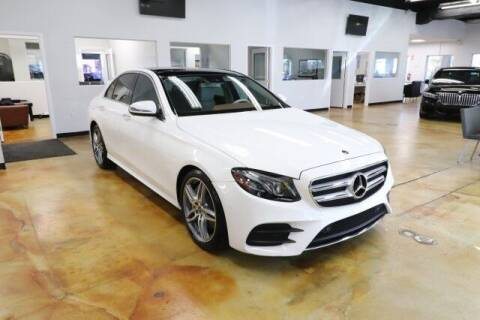 2018 Mercedes-Benz E-Class for sale at RPT SALES & LEASING in Orlando FL