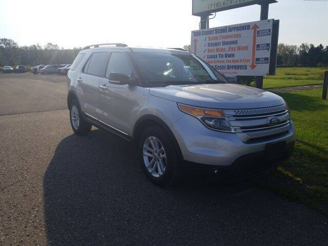 2014 Ford Explorer for sale at Sensible Sales & Leasing in Fredonia NY