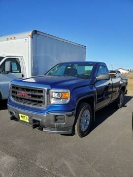 2014 GMC Sierra 1500 for sale at Jeff's Sales & Service in Presque Isle ME