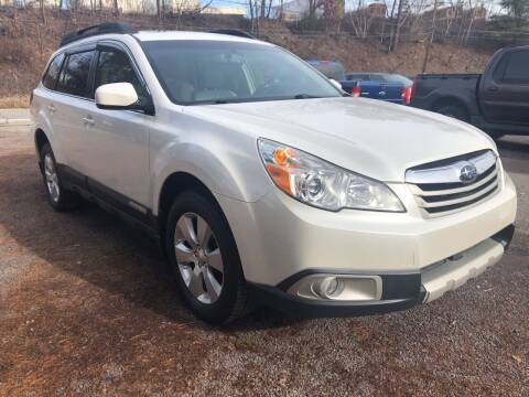 2011 Subaru Outback for sale at Car Man Auto in Old Forge PA