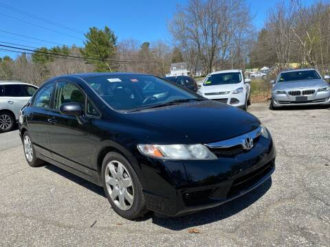 2011 Honda Civic for sale at Royal Crest Motors in Haverhill MA