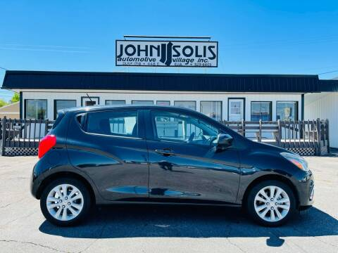 2016 Chevrolet Spark for sale at John Solis Automotive Village in Idaho Falls ID