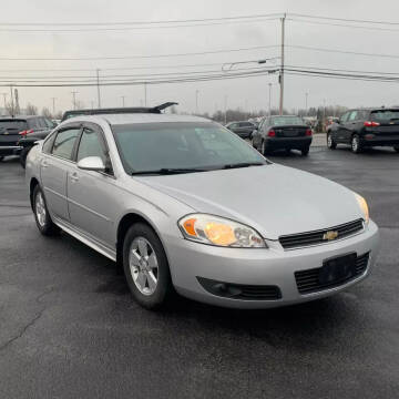 2010 Chevrolet Impala for sale at American & Import Automotive in Cheektowaga NY