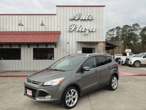 2014 Ford Escape for sale at Grantz Auto Plaza LLC in Lumberton TX