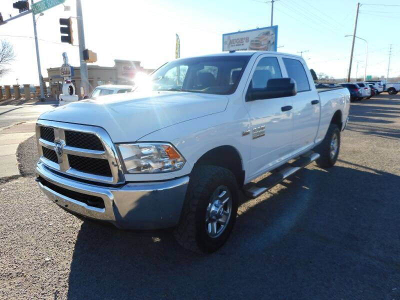 2014 RAM Ram Pickup 2500 for sale at AUGE'S SALES AND SERVICE in Belen NM