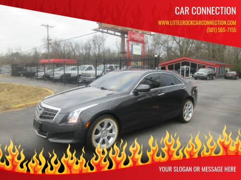 2014 Cadillac ATS for sale at Car Connection in Little Rock AR
