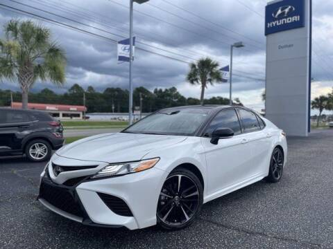 2020 Toyota Camry for sale at Mike Schmitz Automotive Group in Dothan AL