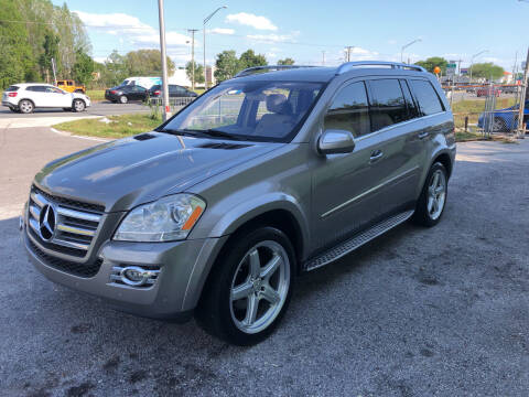 2009 Mercedes-Benz GL-Class for sale at Reliable Motor Broker INC in Tampa FL