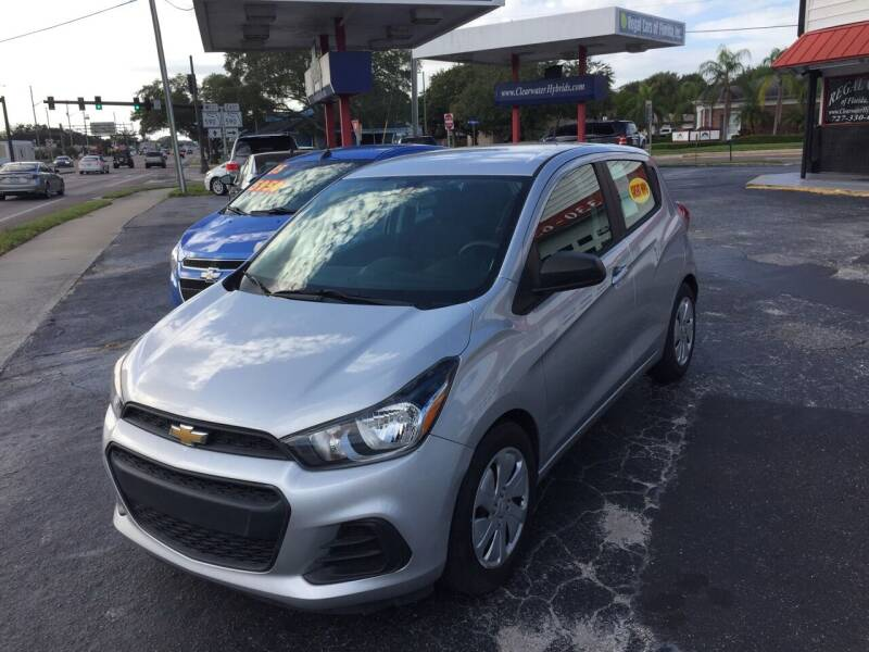 2017 Chevrolet Spark for sale at Regal Cars of Florida-Clearwater Hybrids in Clearwater FL