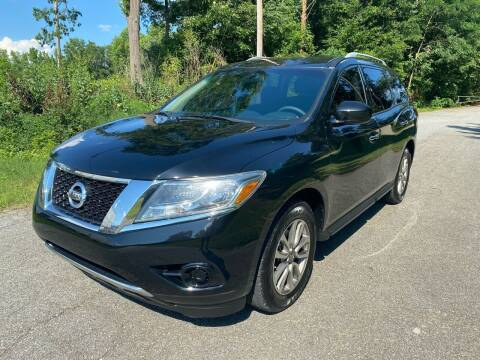 2016 Nissan Pathfinder for sale at Speed Auto Mall in Greensboro NC