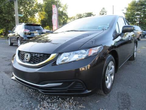 2014 Honda Civic for sale at PRESTIGE IMPORT AUTO SALES in Morrisville PA