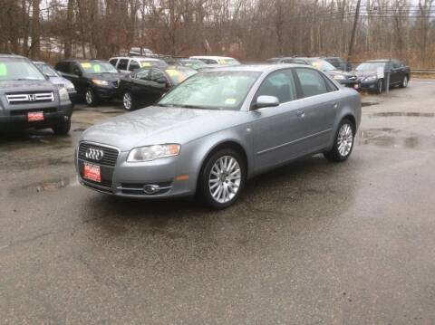 2006 Audi A4 for sale at East Coast Motors in Lake Hopatcong NJ