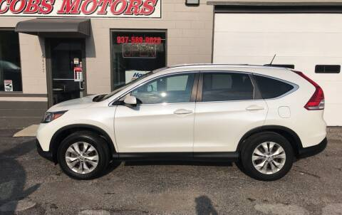 2014 Honda CR-V for sale at Jacobs Motors in Huntsville OH