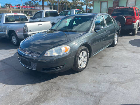 2012 Chevrolet Impala for sale at Riviera Auto Sales South in Daytona Beach FL