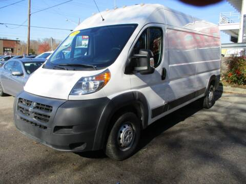 2018 RAM ProMaster Cargo for sale at A & A IMPORTS OF TN in Madison TN