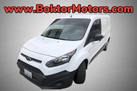 2016 Ford Transit Connect Cargo for sale at Boktor Motors in North Hollywood CA