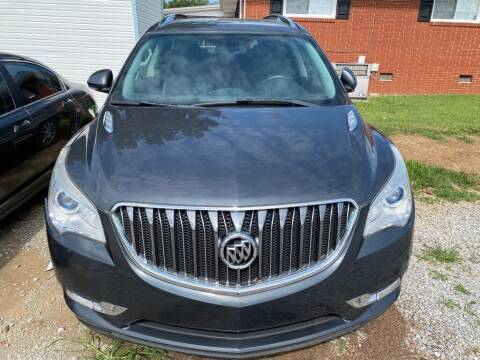 2014 Buick Enclave for sale at Z Motors in Chattanooga TN