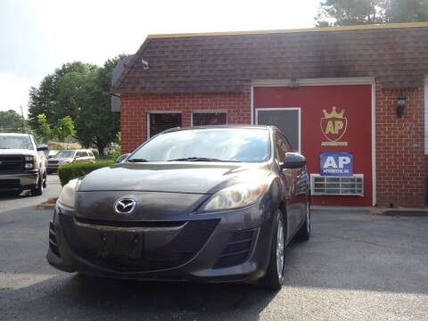 2010 Mazda MAZDA3 for sale at AP Automotive in Cary NC
