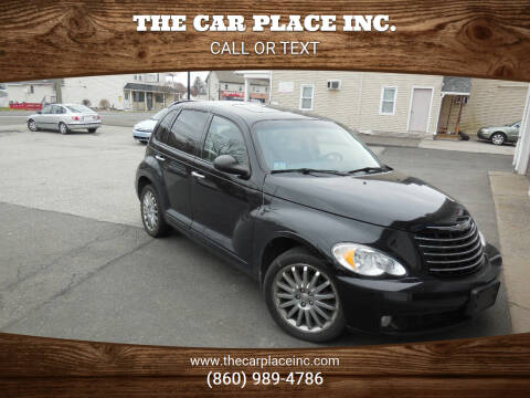 2007 Chrysler PT Cruiser for sale at THE CAR PLACE INC. in Somersville CT
