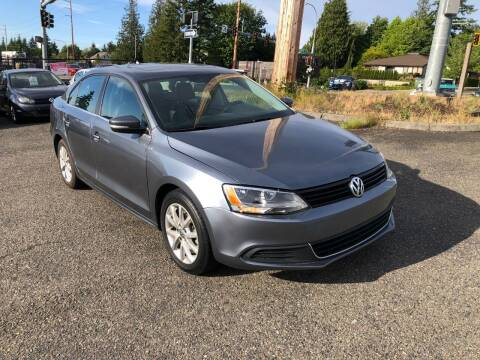 2014 Volkswagen Jetta for sale at KARMA AUTO SALES in Federal Way WA