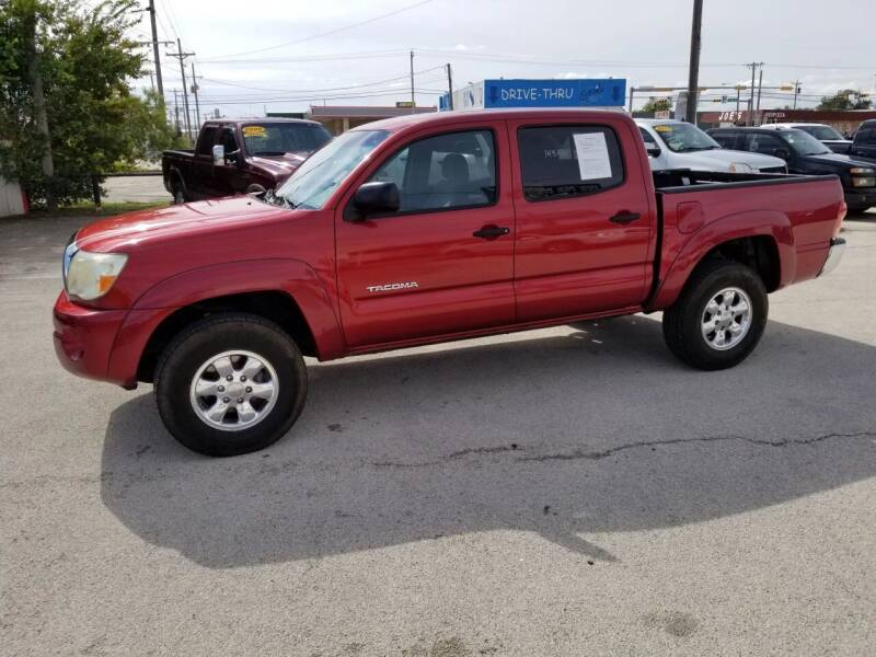 2008 Toyota Tacoma for sale at Key City Motors in Abilene TX
