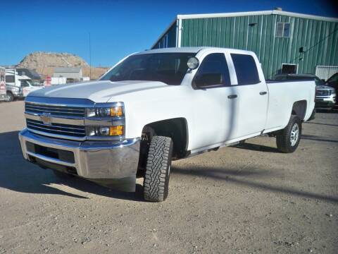 2017 Chevrolet Silverado 2500HD for sale at Samcar Inc. in Albuquerque NM