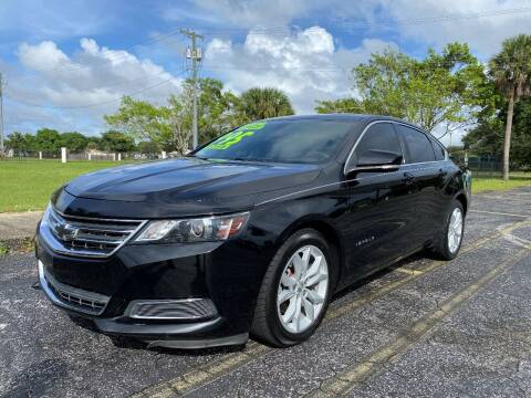 2016 Chevrolet Impala for sale at Lamberti Auto Collection in Plantation FL