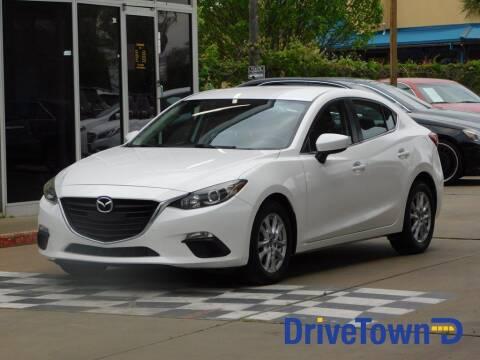 2014 Mazda MAZDA3 for sale at DriveTown in Houston TX