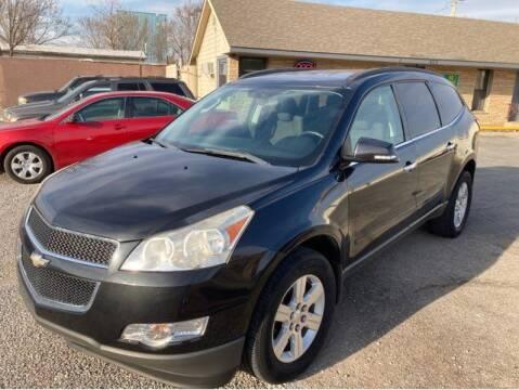 2011 Chevrolet Traverse for sale at Sunshine Motors in Bartlesville OK