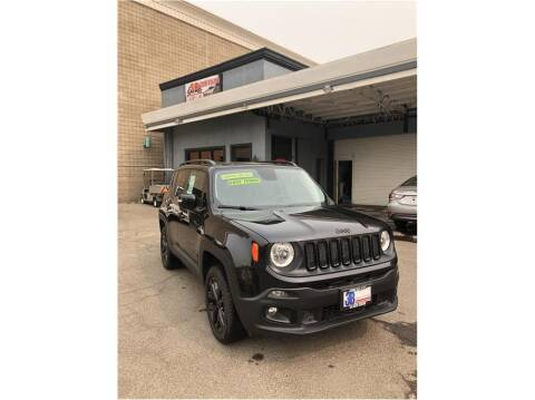 2016 Jeep Renegade for sale at 3B Auto Center in Modesto CA