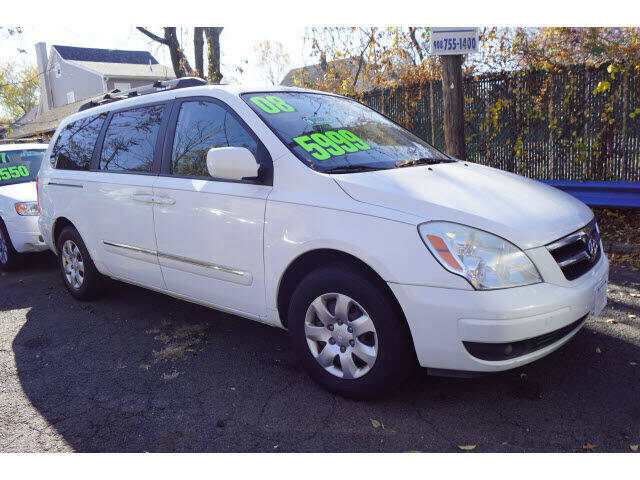 2008 Hyundai Entourage for sale at M & R Auto Sales INC. in North Plainfield NJ