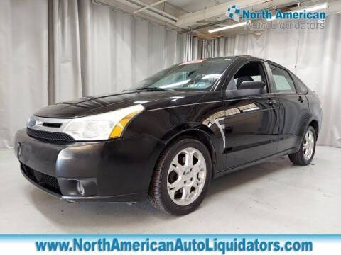 2008 Ford Focus for sale at North American Auto Liquidators in Essington PA