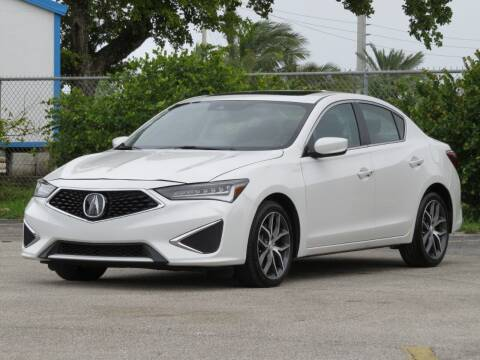 2019 Acura ILX for sale at DK Auto Sales in Hollywood FL