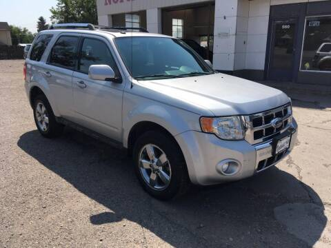 2009 Ford Escape for sale at Northwest Auto Sales & Service Inc. in Meeker CO