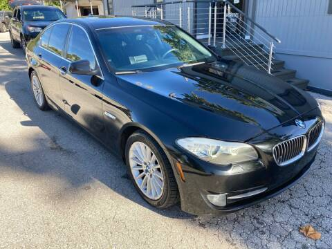 2011 BMW 5 Series for sale at Car Connections in Kansas City MO