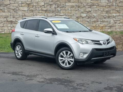 2013 Toyota RAV4 for sale at Car Hunters LLC in Mount Juliet TN