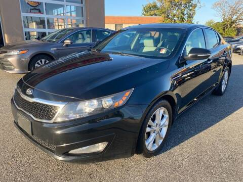 2013 Kia Optima for sale at MAGIC AUTO SALES - Magic Auto Prestige in South Hackensack NJ