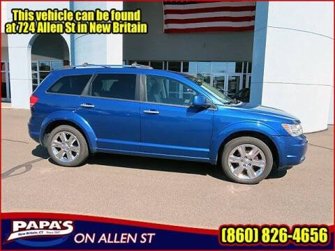 2009 Dodge Journey for sale at Papas Chrysler Dodge Jeep Ram in New Britain CT