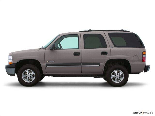 2002 Chevrolet Tahoe for sale at CHAPARRAL USED CARS in Piney Flats TN